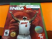 XBOX ONE NBA 2014 GAME